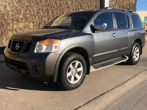 2010 Nissan Armada for sale at El Tucanazo Auto Sales in Grand Island NE