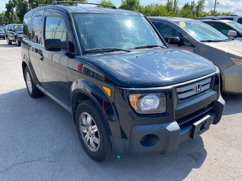 2007 Honda Element for sale at Auto Solutions in Warr Acres OK