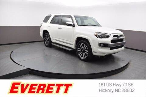 2019 Toyota 4Runner for sale at Everett Chevrolet Buick GMC in Hickory NC