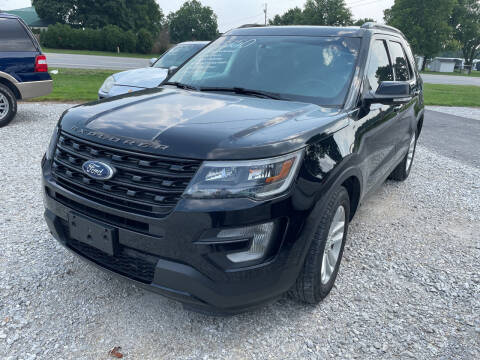 2017 Ford Explorer for sale at Champion Motorcars in Springdale AR