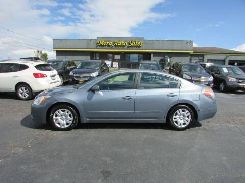 2010 Nissan Altima for sale at MIRA AUTO SALES in Cincinnati OH