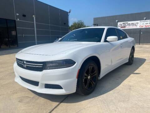 2017 Dodge Charger for sale at Eurospeed International in San Antonio TX