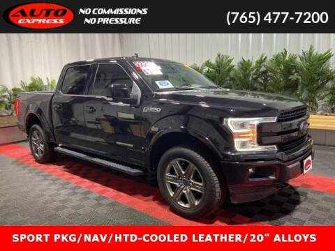 2020 Ford F-150 for sale at Auto Express in Lafayette IN