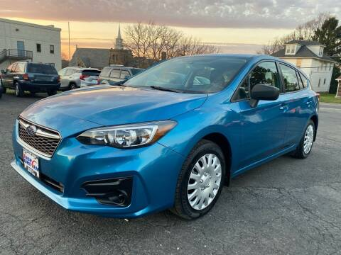 2017 Subaru Impreza for sale at 1NCE DRIVEN in Easton PA