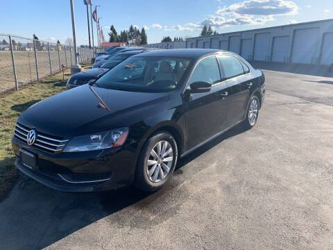 2014 Volkswagen Passat for sale at Atlas Automotive Sales in Hayden ID