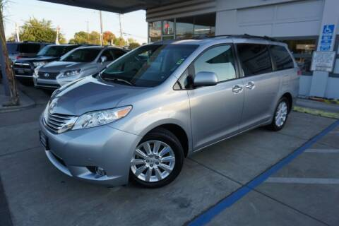 2011 Toyota Sienna for sale at Industry Motors in Sacramento CA