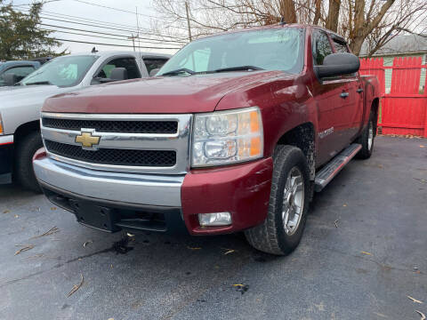 2008 Chevrolet Silverado 1500 for sale at Action Automotive Service LLC in Hudson NY