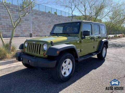 2010 Jeep Wrangler Unlimited for sale at MyAutoJack.com @ Auto House in Tempe AZ