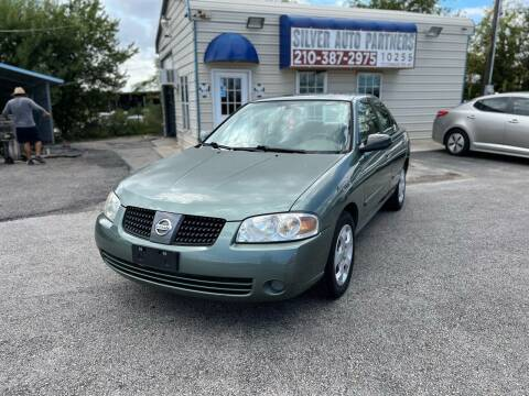 2005 Nissan Sentra for sale at Silver Auto Partners in San Antonio TX