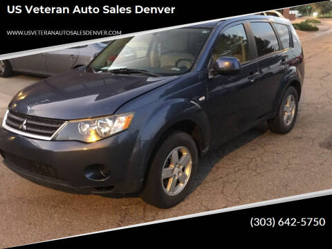 2007 Mitsubishi Outlander for sale at STATEWIDE AUTOMOTIVE LLC in Englewood CO