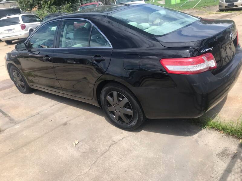 2010 Toyota Camry for sale at Whites Auto Sales in Portsmouth VA