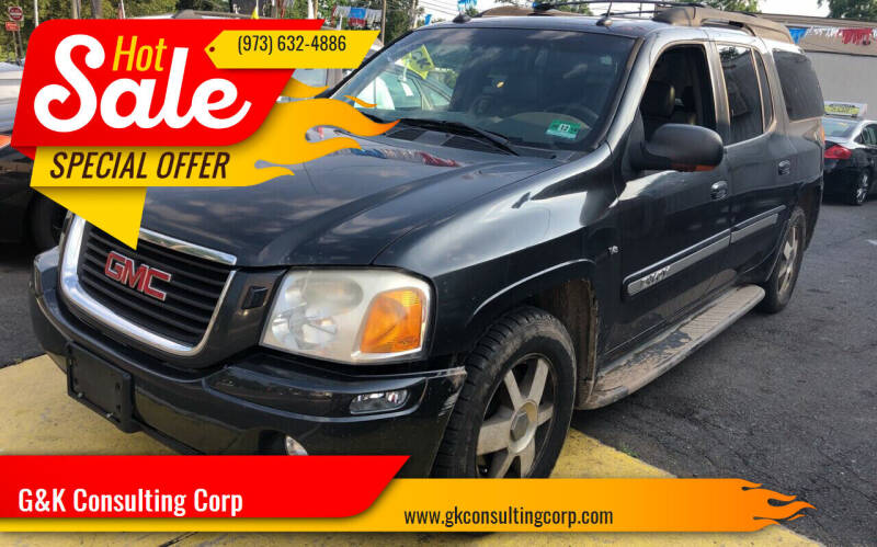 2004 GMC Envoy XL for sale at G&K Consulting Corp in Fair Lawn NJ