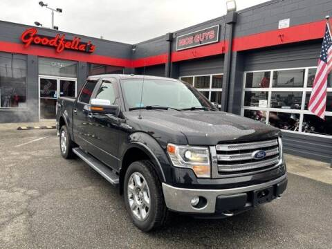 2014 Ford F-150 for sale at Goodfella's  Motor Company in Tacoma WA