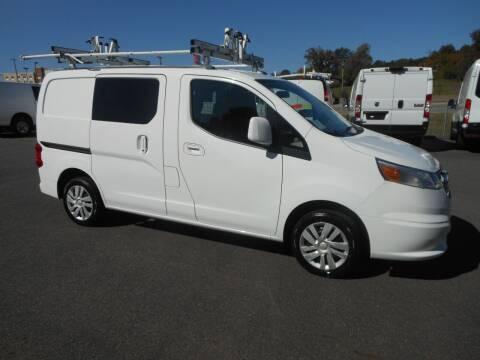2015 Chevrolet City Express Cargo for sale at Benton Truck Sales - Cargo Vans in Benton AR
