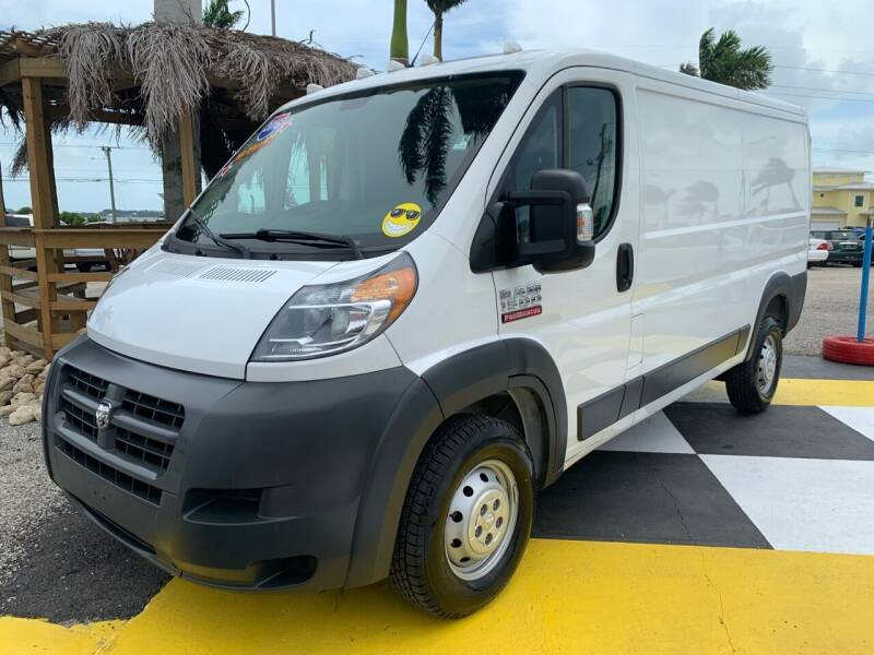 2016 RAM ProMaster Cargo for sale at D&S Auto Sales, Inc in Melbourne FL
