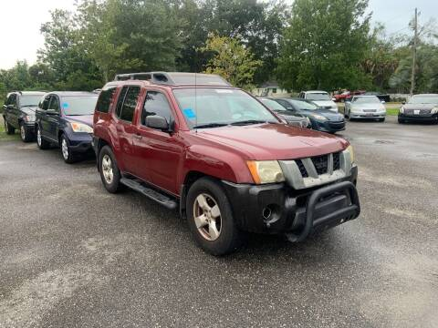2006 Nissan Xterra for sale at Sensible Choice Auto Sales, Inc. in Longwood FL