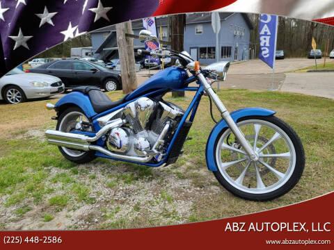 2010 Honda Fury for sale at ABZ Autoplex, LLC in Baton Rouge LA
