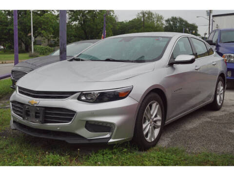 2017 Chevrolet Malibu for sale at Watson Auto Group in Fort Worth TX