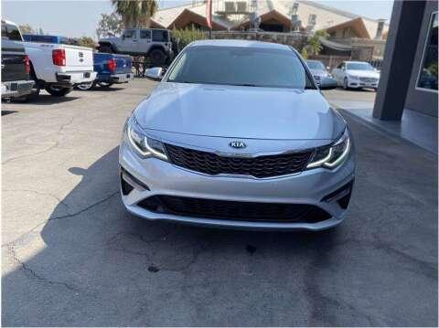 2019 Kia Optima for sale at Carros Usados Fresno in Clovis CA