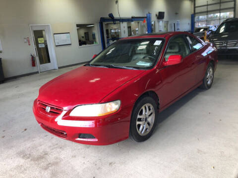 2002 Honda Accord for sale at Kansas Car Finder in Valley Falls KS