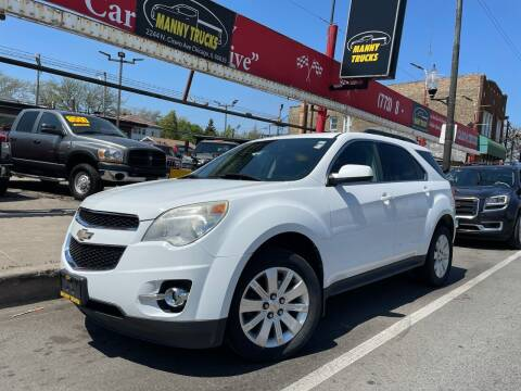 2011 Chevrolet Equinox for sale at Manny Trucks in Chicago IL