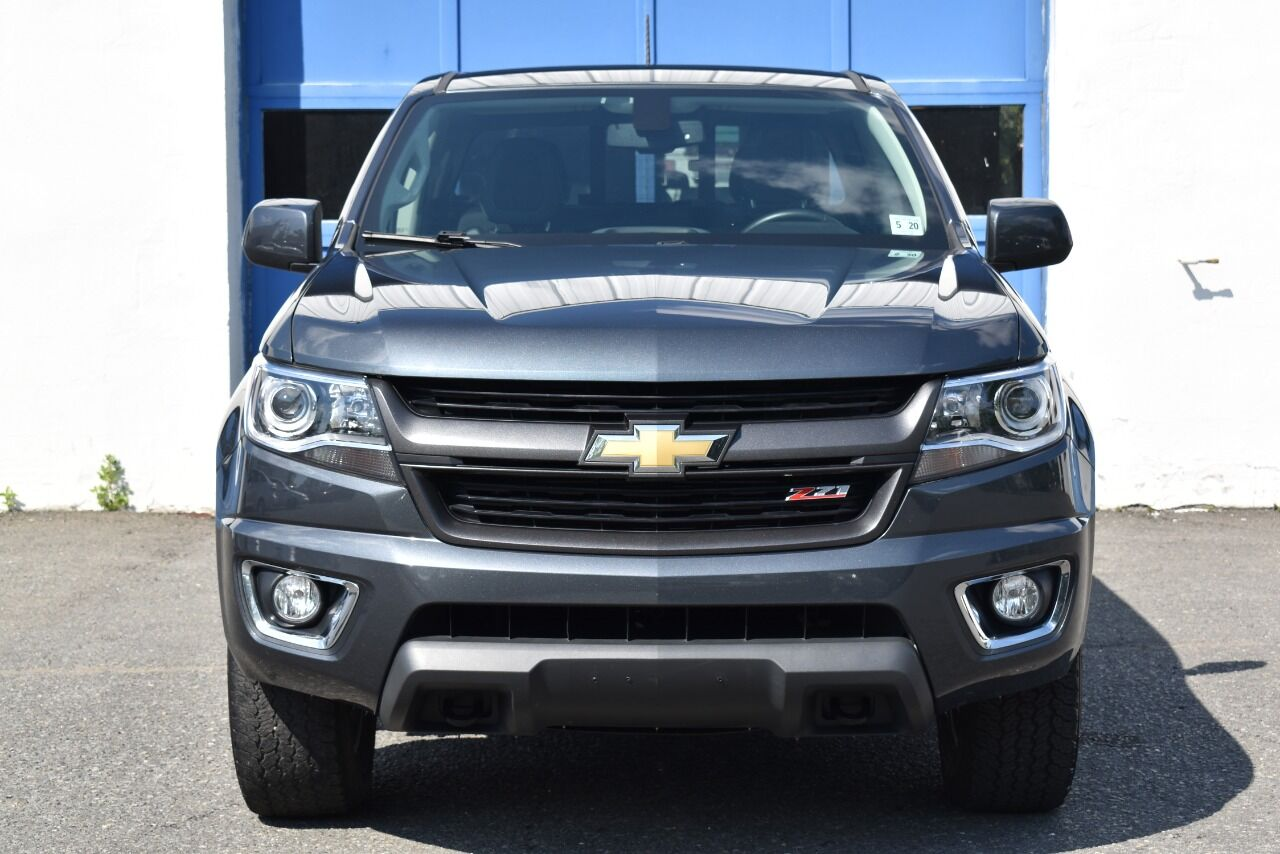 2015 Chevrolet Colorado Z71 4×4 4dr Crew Cab 5 ft. SB full