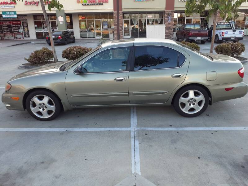 2000 Infiniti I30 for sale at RN AUTO GROUP in San Bernardino CA