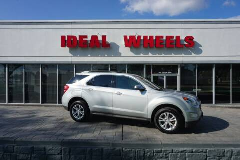 2017 Chevrolet Equinox for sale at Ideal Wheels in Sioux City IA
