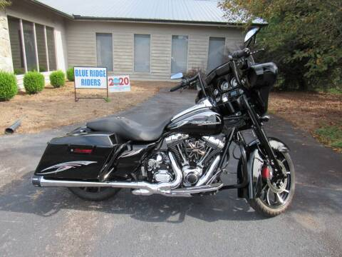 2013 Harley-Davidson Street Glide for sale at Blue Ridge Riders in Granite Falls NC