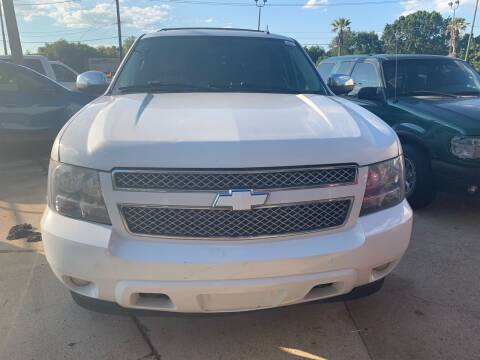 2007 Chevrolet Suburban for sale at 1st Stop Auto in Houston TX