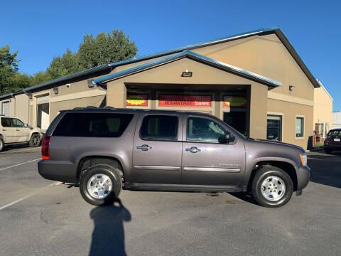 2011 Chevrolet Suburban for sale at Advantage Auto Sales in Garden City ID