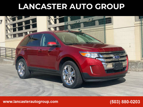 2014 Ford Edge for sale at LANCASTER AUTO GROUP in Portland OR