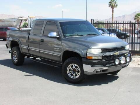 2001 Chevrolet Silverado 2500HD for sale at Best Auto Buy in Las Vegas NV