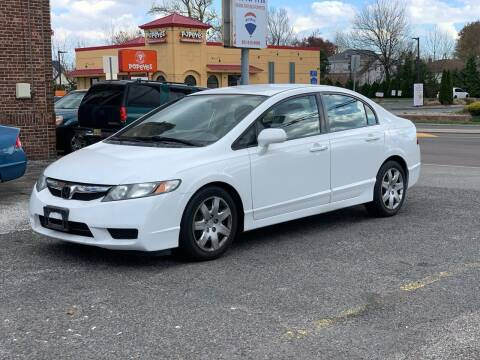 2010 Honda Civic for sale at Innovative Auto Group in Little Ferry NJ