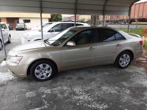 2010 Hyundai Sonata for sale at Easy Credit Auto Sales in Cocoa FL