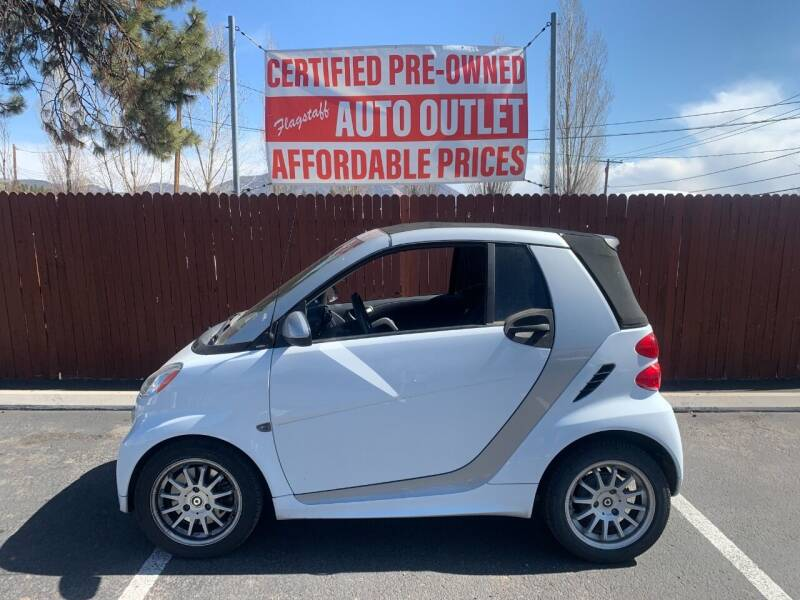 2013 Smart fortwo for sale at Flagstaff Auto Outlet in Flagstaff AZ