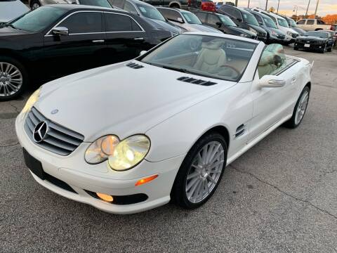 2005 Mercedes-Benz SL-Class for sale at Philip Motors Inc in Snellville GA