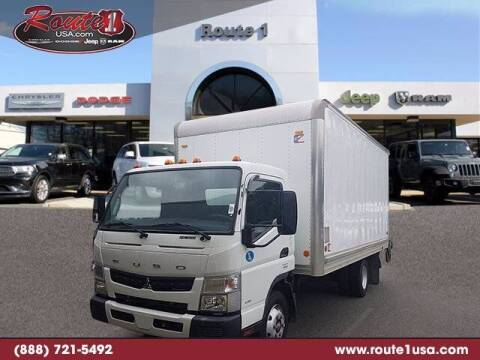 2012 Mitsubishi Fuso FEC72S