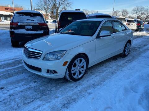2008 Mercedes-Benz C-Class for sale at AUTOSAVIN in Elmhurst IL