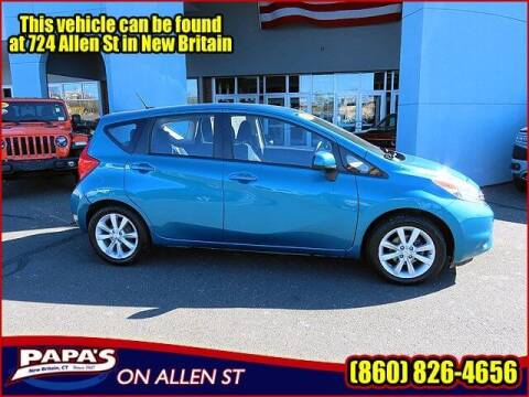2014 Nissan Versa Note for sale at Papas Chrysler Dodge Jeep Ram in New Britain CT