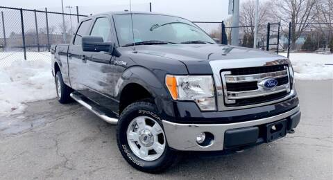 2014 Ford F-150 for sale at Maxima Auto Sales in Malden MA