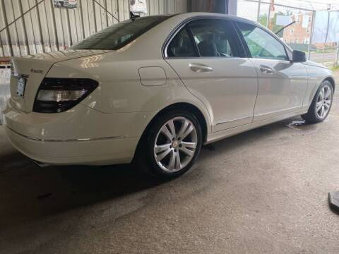 2010 Mercedes-Benz C-Class for sale at Philadelphia Public Auto Auction in Philadelphia PA