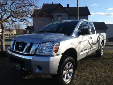 2010 Nissan Titan for sale at Oak Hill Auto Sales of Wooster, LLC in Wooster OH