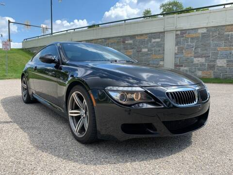 2010 BMW M6 for sale at Auto Gallery LLC in Burlington WI