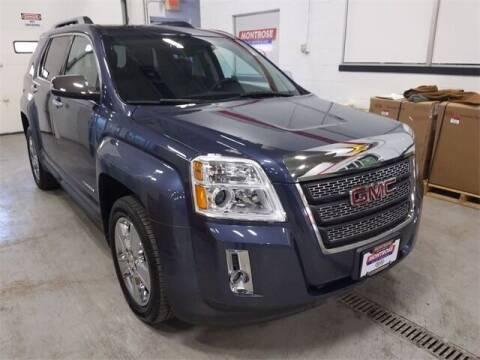 2014 GMC Terrain for sale at Cj king of car loans/JJ's Best Auto Sales in Troy MI