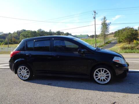 2007 Nissan Versa for sale at Car Depot Auto Sales Inc in Seymour TN