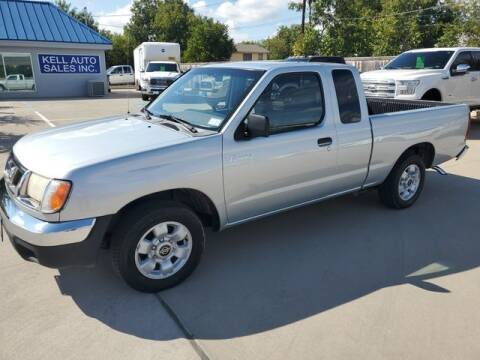 2000 Nissan Frontier for sale at Kell Auto Sales, Inc - Jacksboro Hwy in Wichita Falls TX