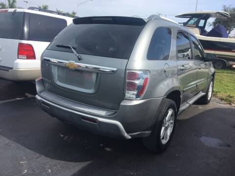 2006 Chevrolet Equinox for sale at CAR-RIGHT AUTO SALES INC in Naples FL