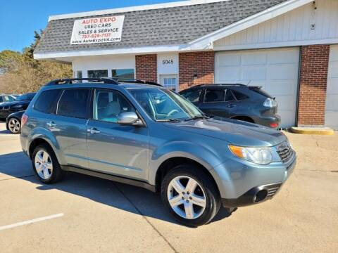 2009 Subaru Forester for sale at Auto Expo in Norfolk VA