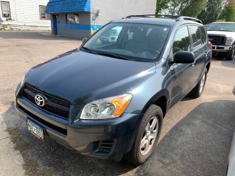 2010 Toyota RAV4 for sale at BEAR CREEK AUTO SALES in Rochester MN